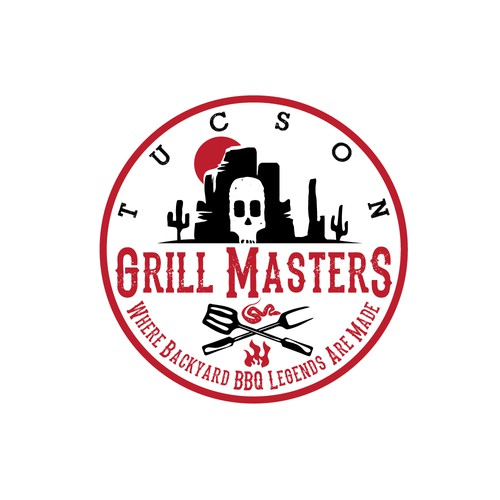 Tucson grill masters logo