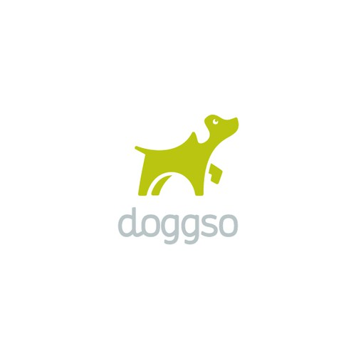 Modern logo for dog training platform