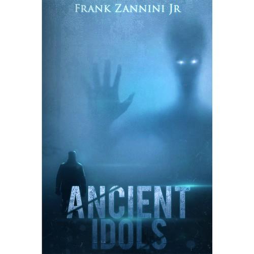 Fantasy Sci-fi Book Cover