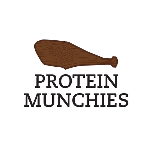 Create the next logo for Protein Munchies