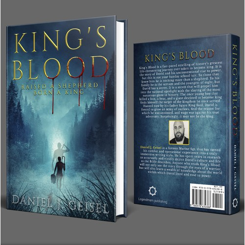 King's Blood Book Cover