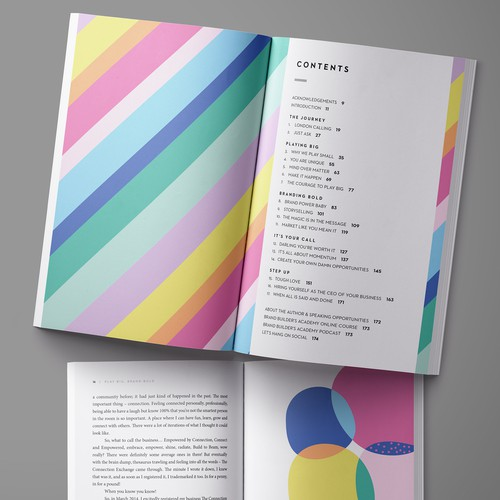 Book interior layout & ebook design
