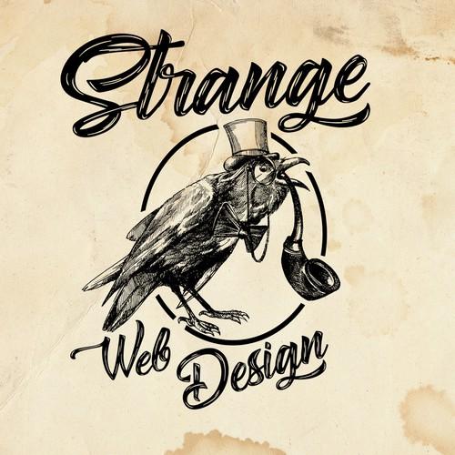 Strange Web Design