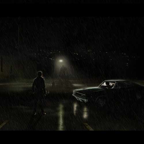 No Way in Hell Concept Art