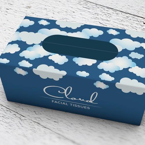 Cloud Facial Tissues