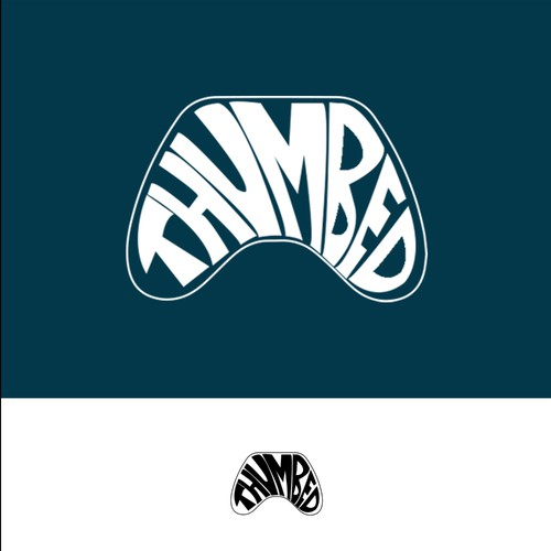 Thumbed