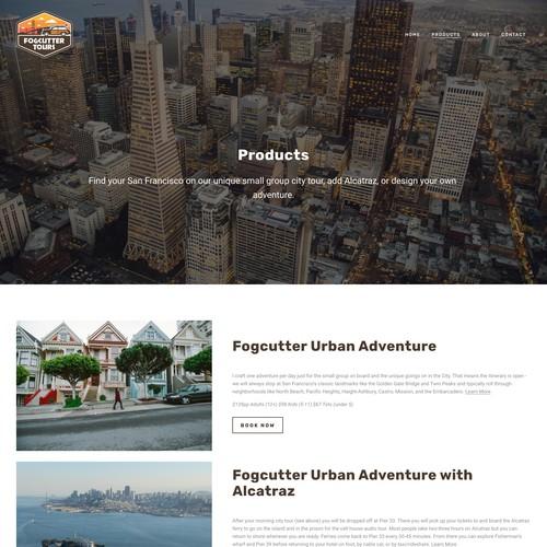 Fogcutter Tours - San Francisco Tour Company