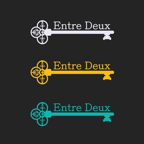 High Fashion but simplistic Design for EntreDeux Boutique