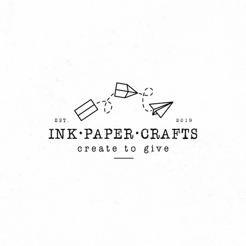 Logo for Online Craft Supply Boutique