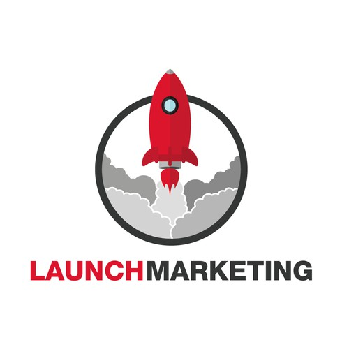 Launch Marketing needs a new logo and business card