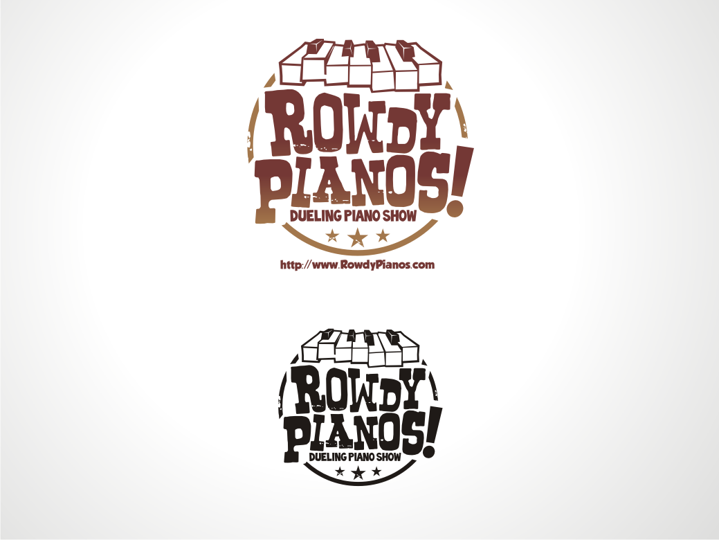 Help Rowdy Pianos with a new logo