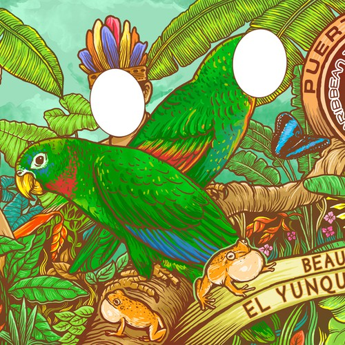 New design wanted for Caribbean Trading Company