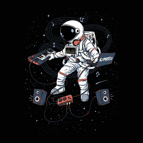 Space Music Maker