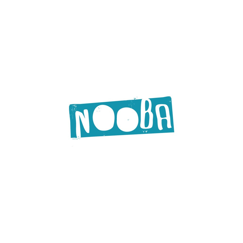 Nooba needs a wild & powerful logo. Creative, exuberant and free. With personality!