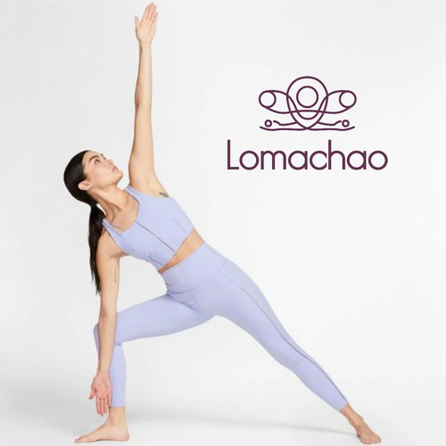 Logo for yoga brand