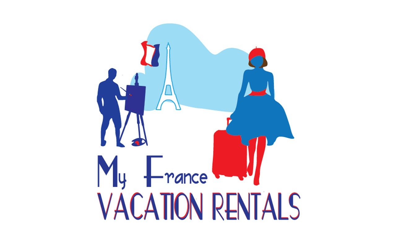 Create the next logo for My France Vacation Rentals