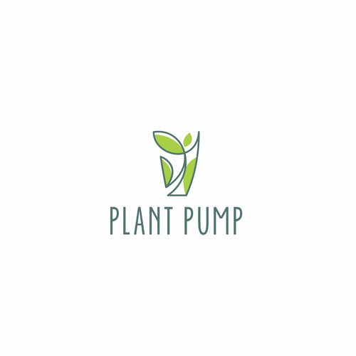 Hip logo for wholesale and retail liquid plant