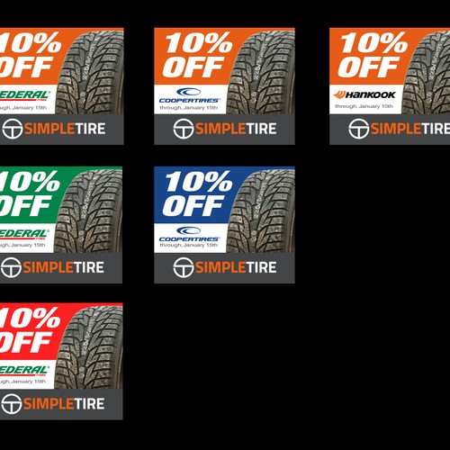 Simple Tire Promototion