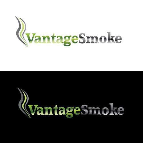 Create the next logo for Vantage Smoke