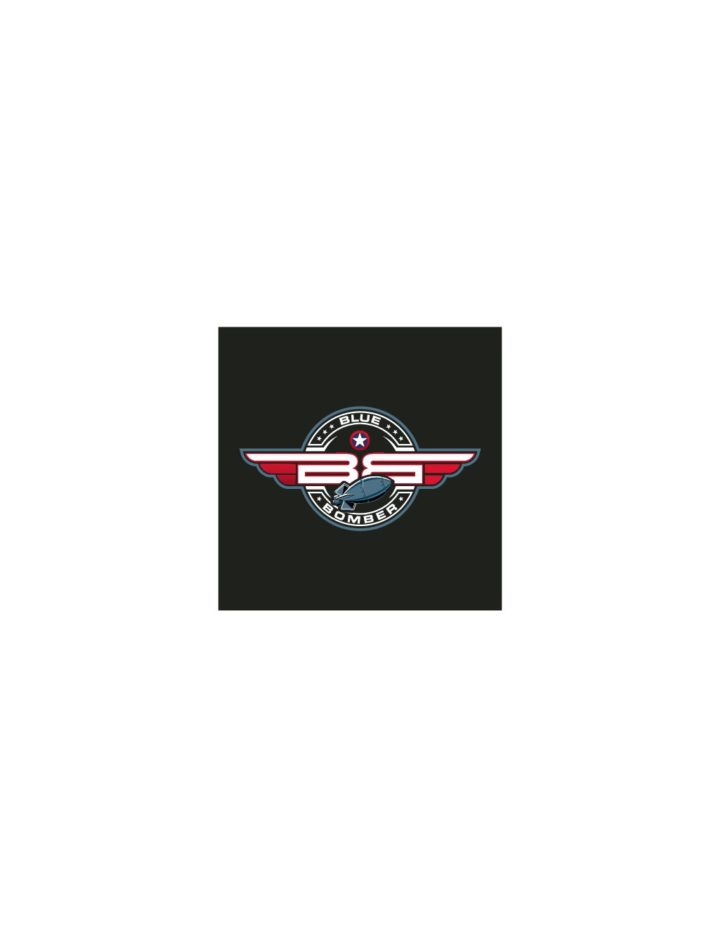 Logo for P-40 Bomber themed Jeep