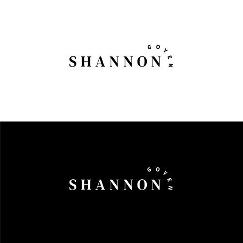 Shannon Goyen Logo Design