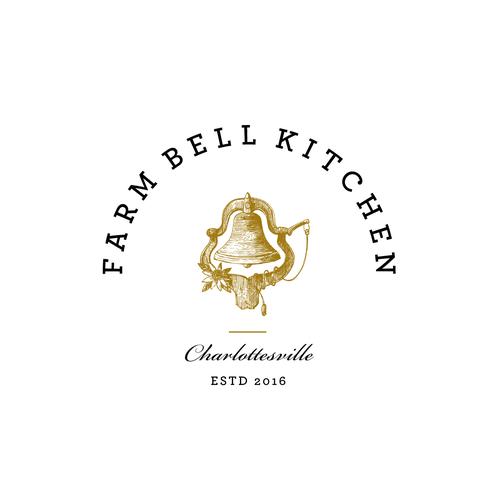 Logo for a city cafe and restaurant