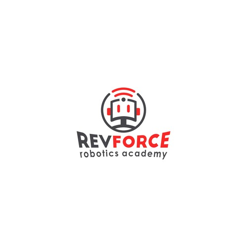 clean robot logo