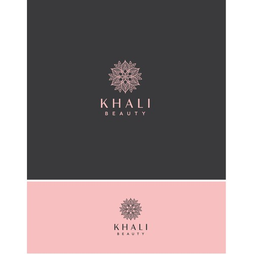 Logo design for beauty product