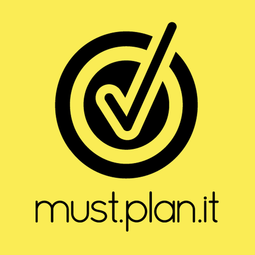 Must Plan It Logo Design Entry