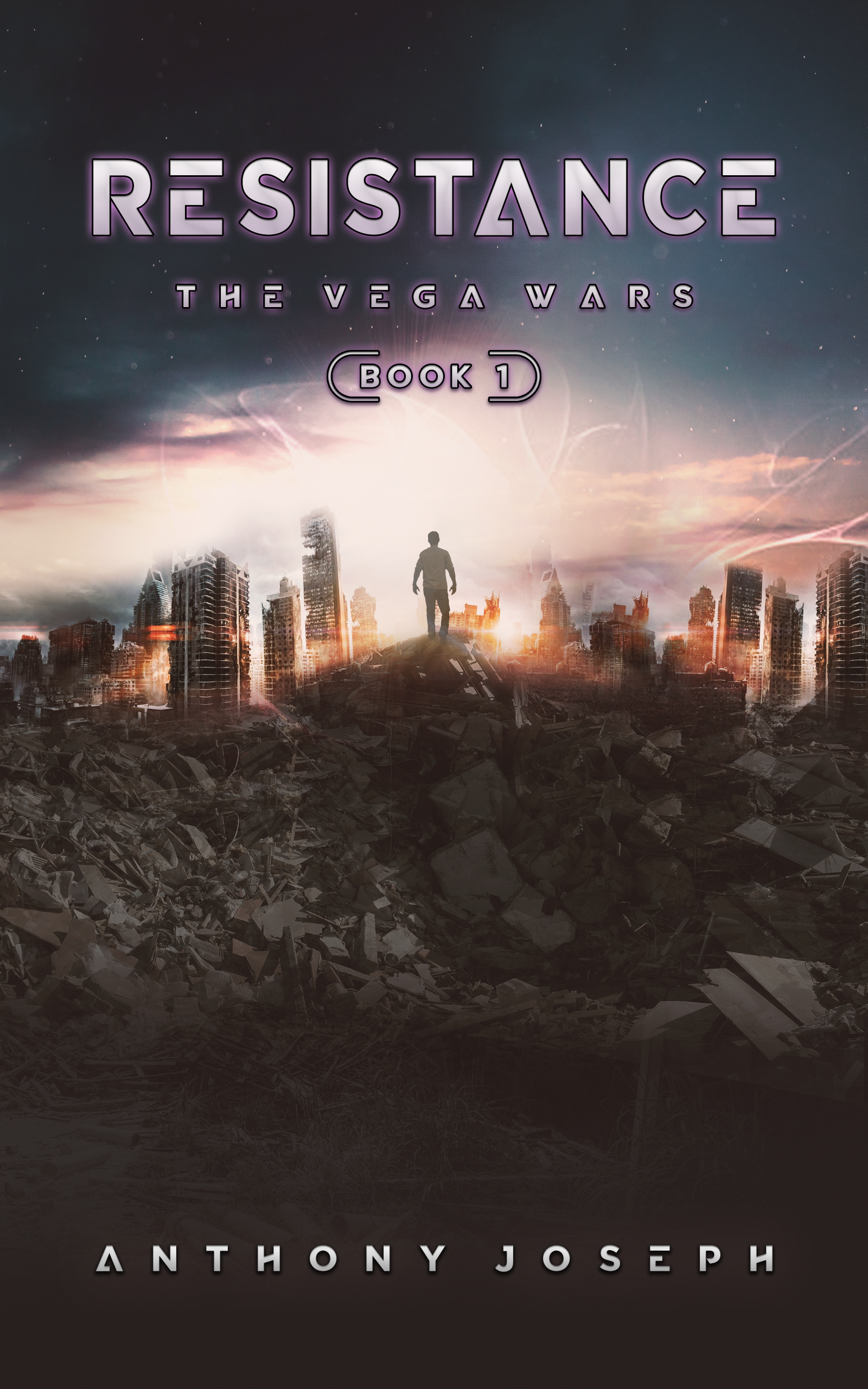 The Vegas Wars Book 1 book cover