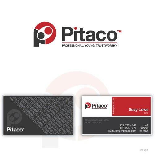 New logo for Interim Management Company Pitaco