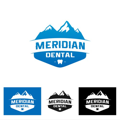 Alaska Dental office logo