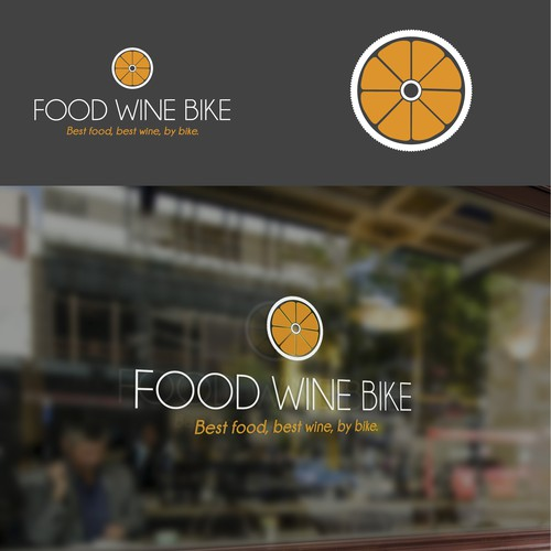 Food Wine Bike concept