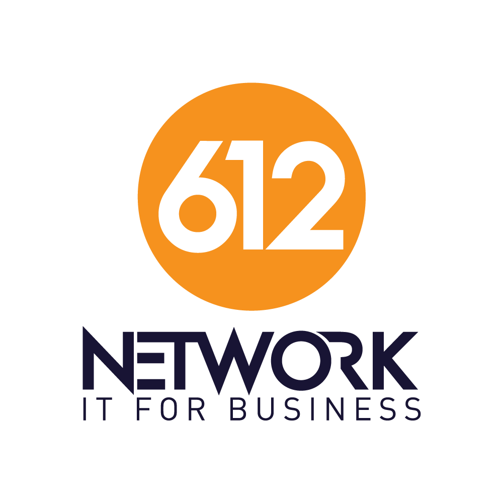 Create a memorable logo for 612network