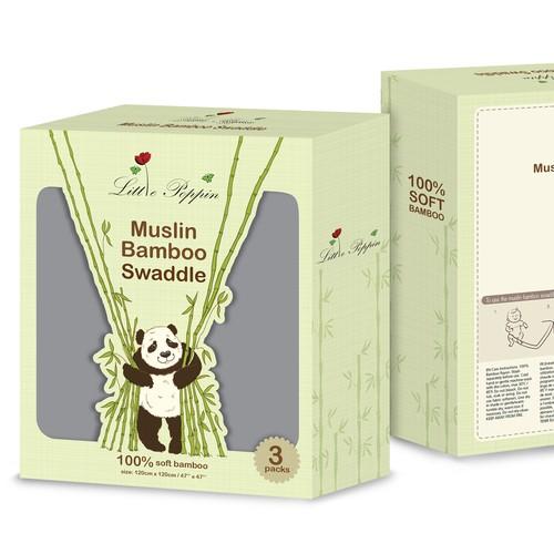 Bamboo Swaddle