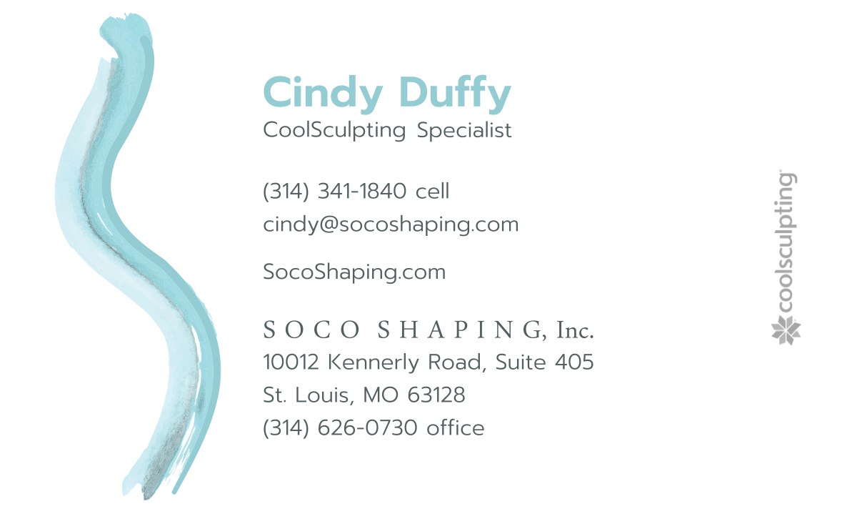 Soco Shaping Business Card