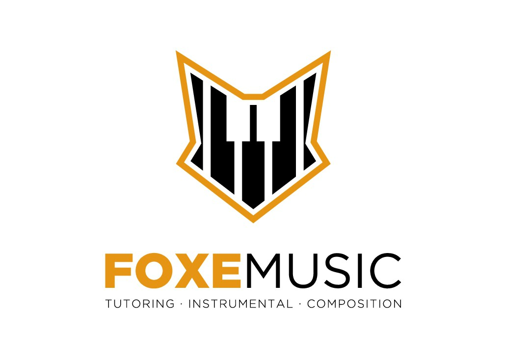 Logo for a Music Tutoring Business (Jazz and Composition)