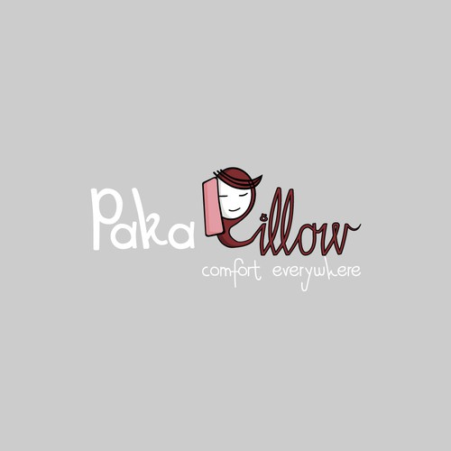 Logo concept for pillow company