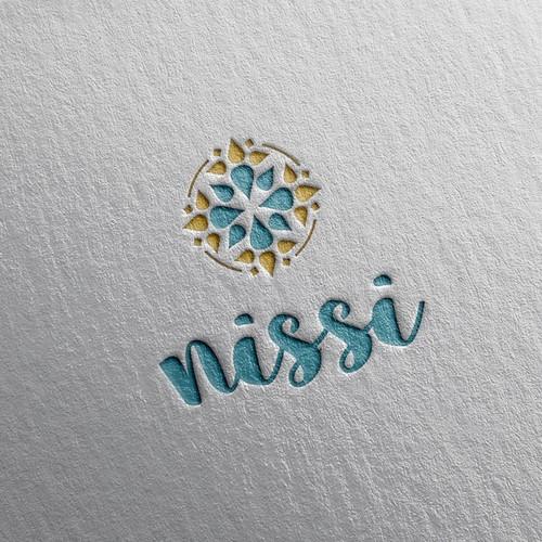 Elegant logo for woman fashion company.