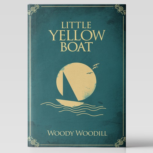 Little yellow boat