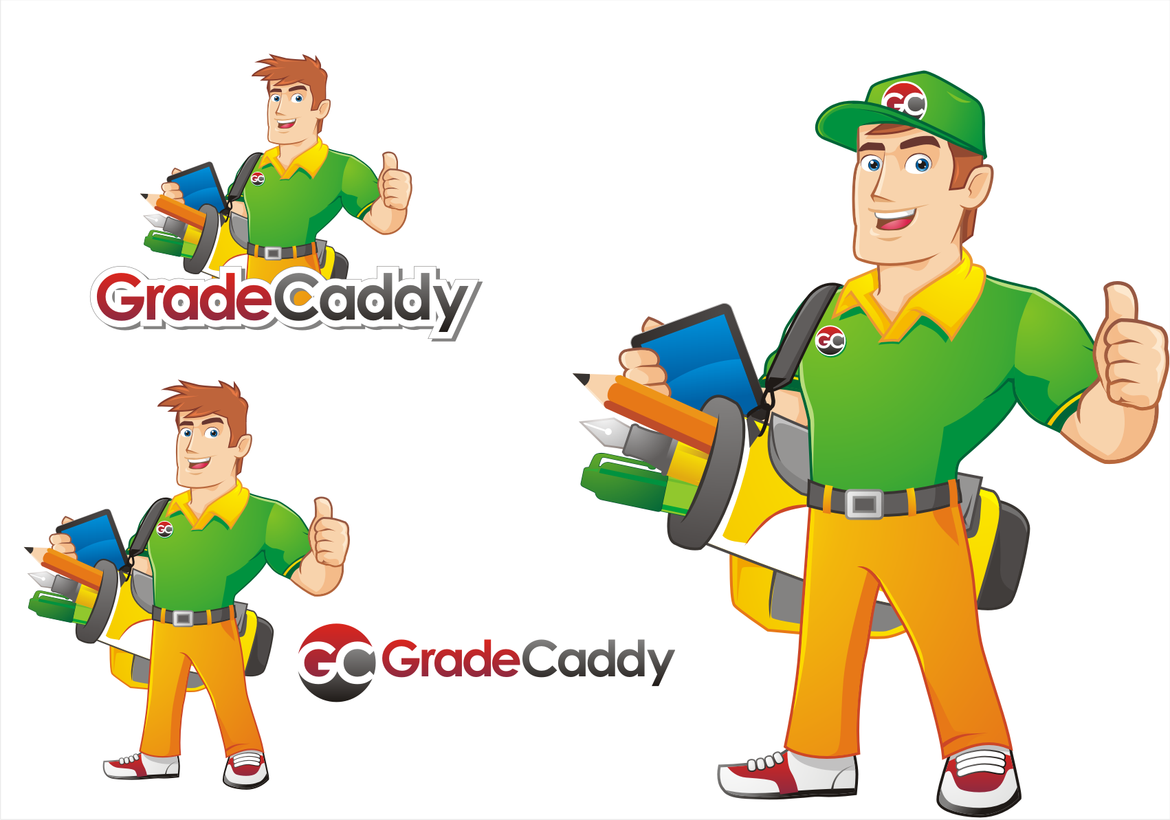 New logo wanted for GradeCaddy
