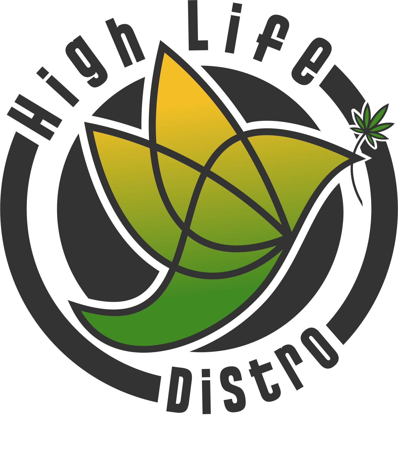 Marijuana Distribution Company Logo
