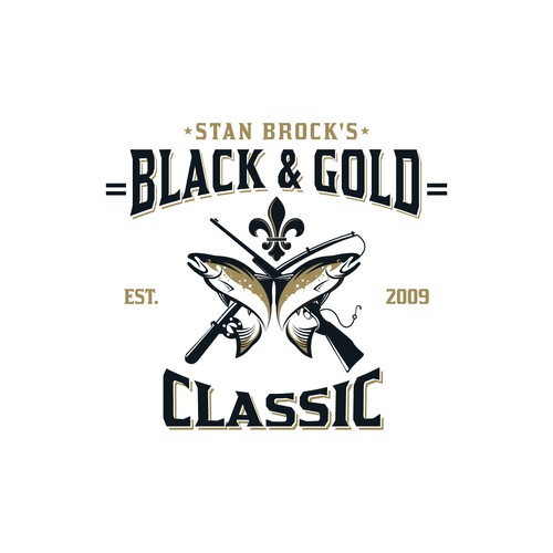Stan Brock's Black and Gold Classic