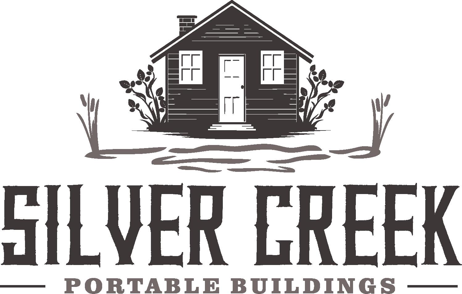 logo and website design for tiny home builder