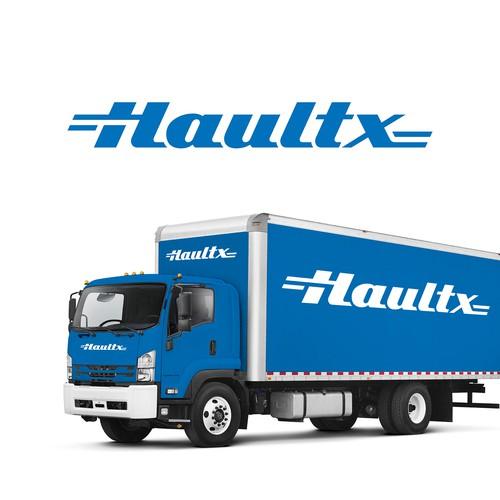 Haultx Logo Design
