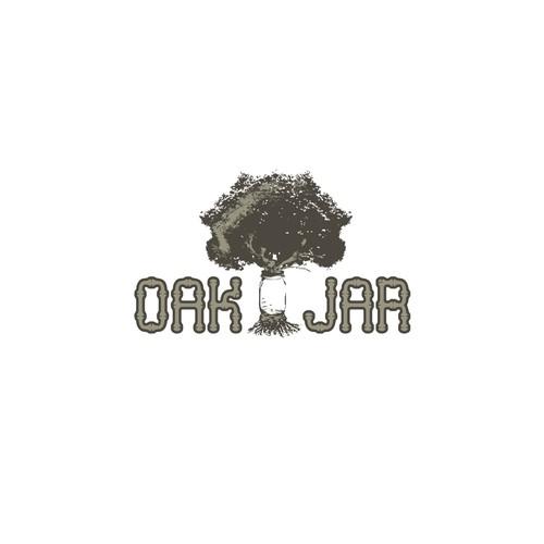 Oak Jar