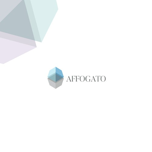 Logo concept design for Affogato