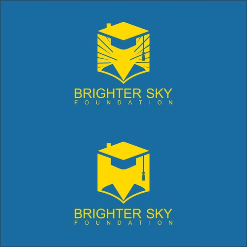 brighter sky foundation logo $190