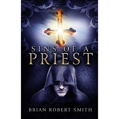 Sins of a Priest -- I need a guilty book cover for this...