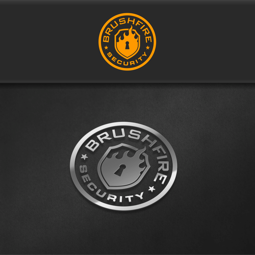 Help Brushfire Security with a new logo